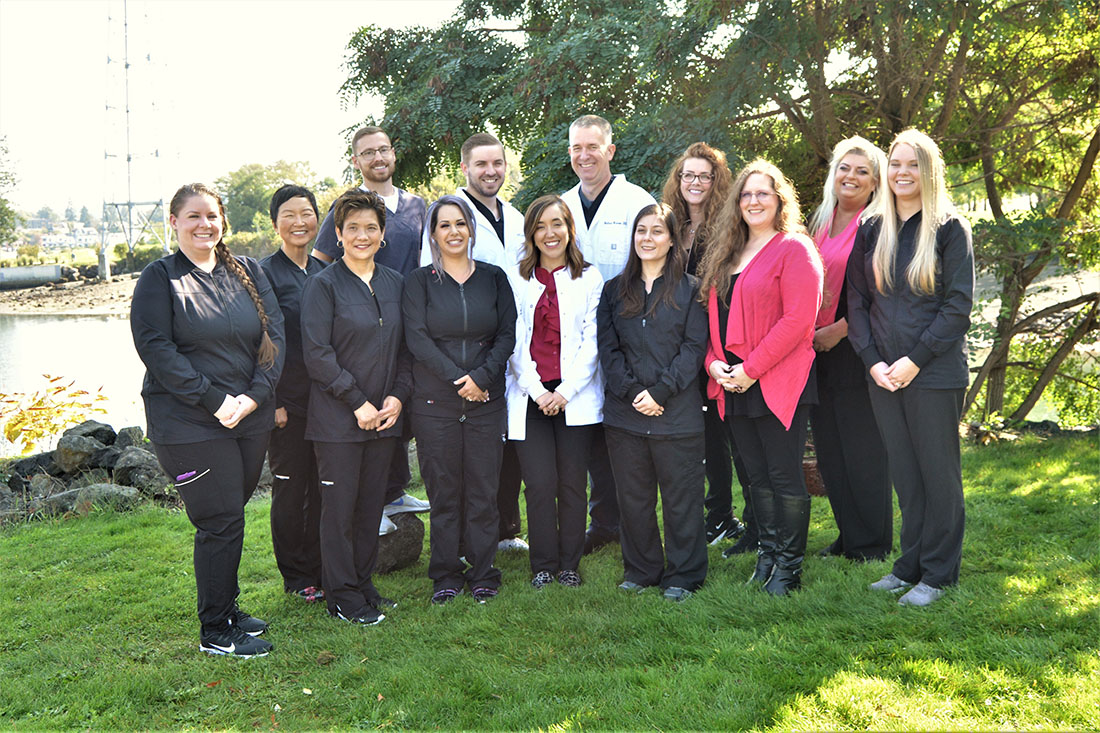Bremerton Dental Staff