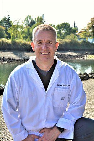Bremerton Dentist Dr. Russell
